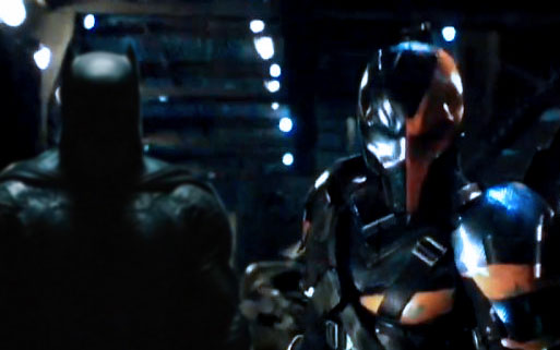 Deathstroke-Batman