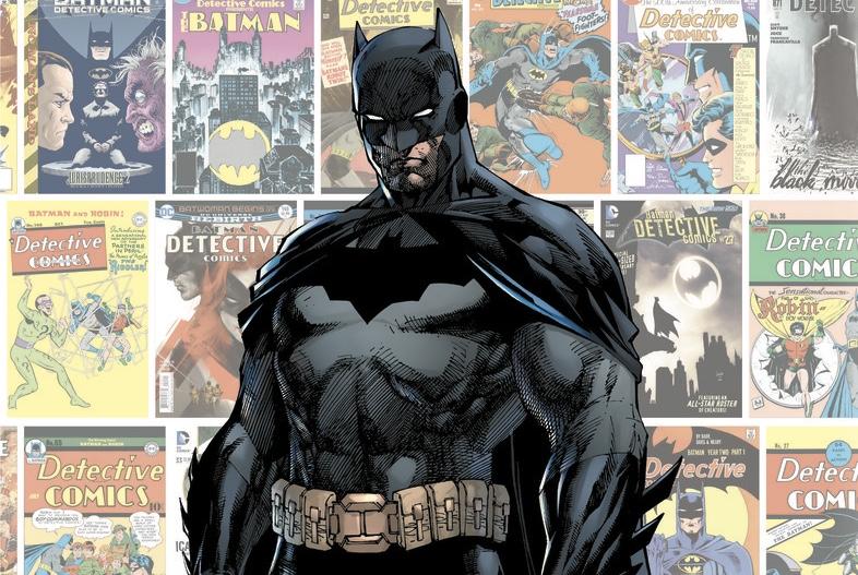 80 Jahre Batman Ausstellung In München Batmannews Mobile